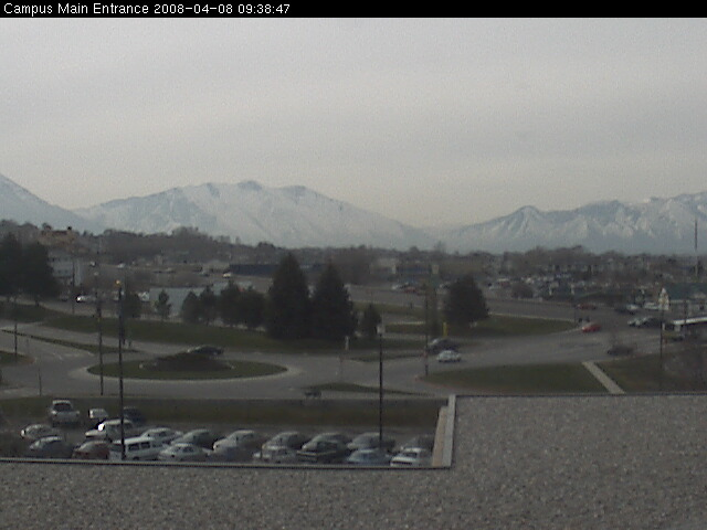 Utah Valley State  - Main Entrance  photo 1