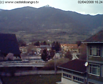 Castel di Sangro webcam photo 3