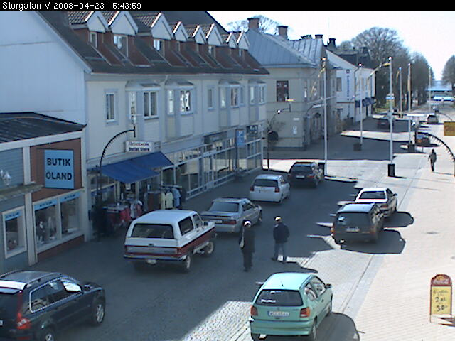 Storgatan webcam photo 1