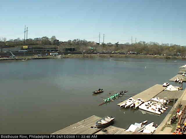 BoatHouse Row webcam in Philadelphia photo 1