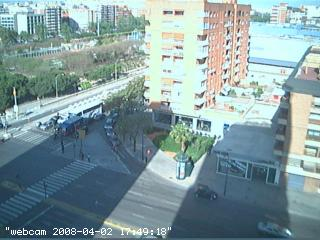 Valencia webcam photo 1