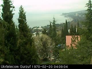 Gurzuf webcam photo 2