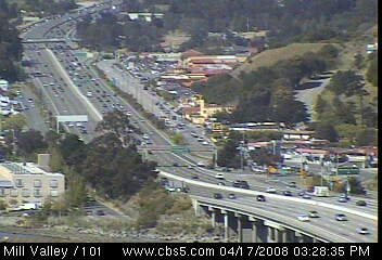 Mill Valley: Hwy 101 photo 1