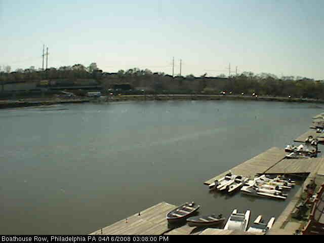 BoatHouse Row webcam in Philadelphia photo 3