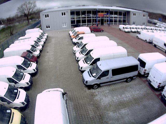 Parking for vans photo 1