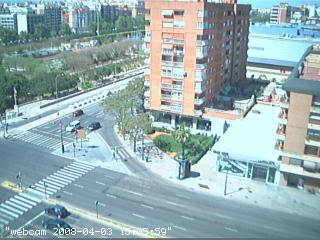 Valencia webcam photo 4