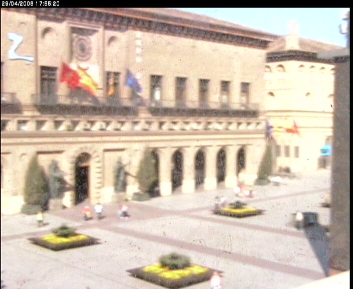 Pilar Square webcam photo 1