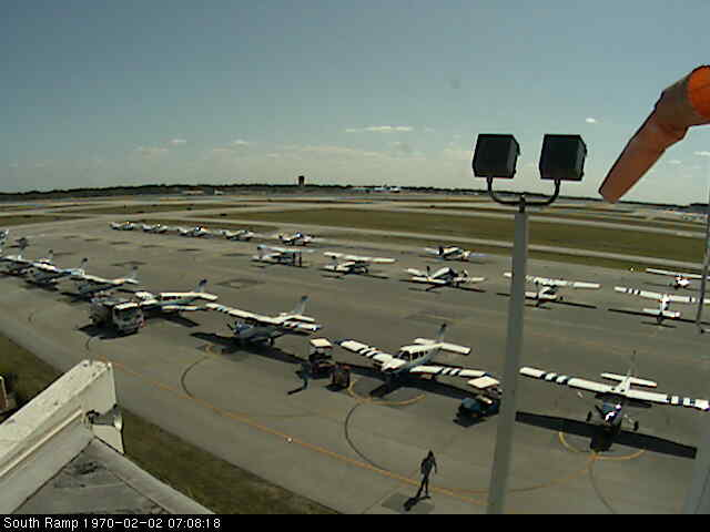 ERAU Flight Line photo 2