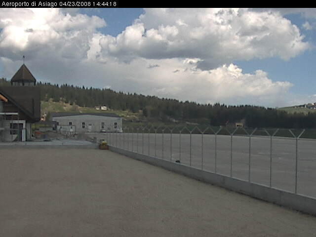 Airport of Asiago photo 1