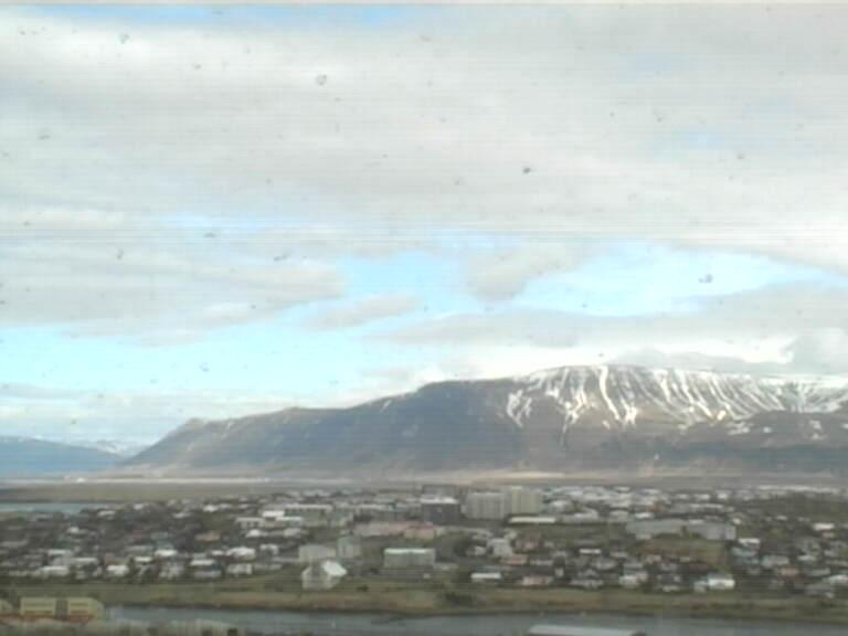 Reykjavík webcam photo 3