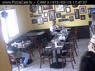 Pizza Roma restaurant - Webcam 2 photo 2