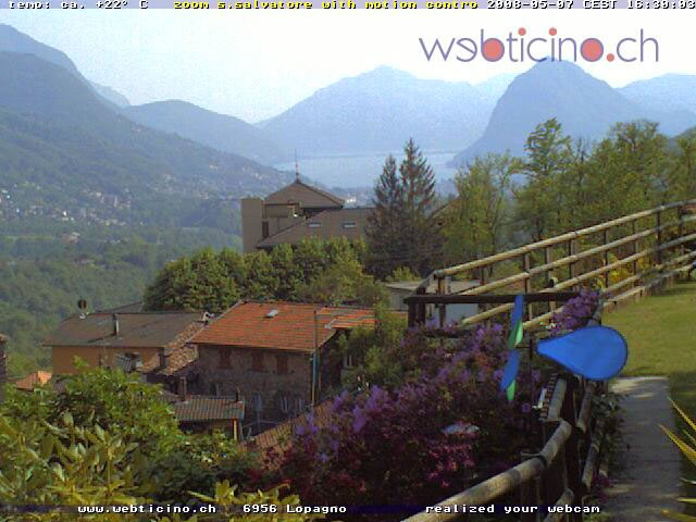 Webcam ticino Lugano photo 5