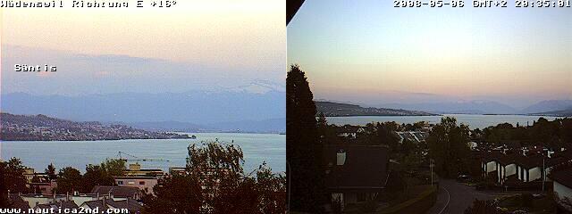 Webcam Lake Zurich photo 5