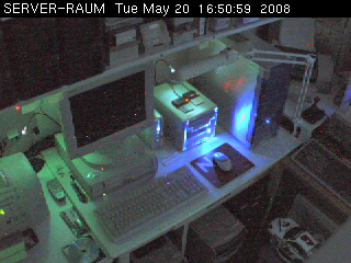 Serverraum Cam 1 photo 1