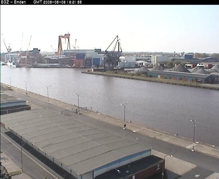 EGZ Emden webcam photo 1