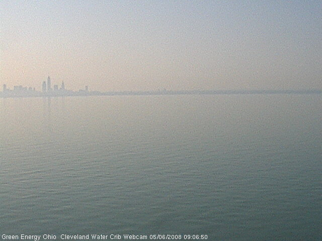 Cleveland Water Crib Webcam photo 3