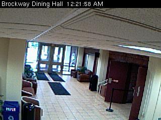 Brockway Dining Hall webcam photo 3