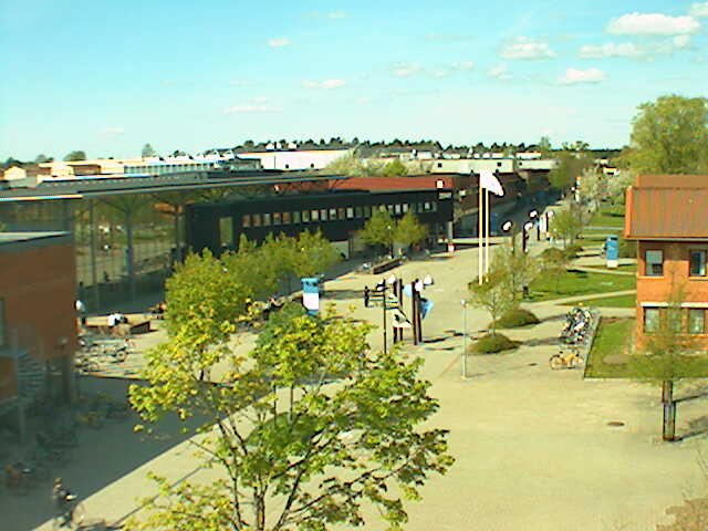 Campus Valla webcam - LiU photo 2
