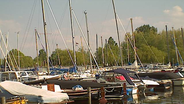 Yacht haven Stenhuis webcam photo 1