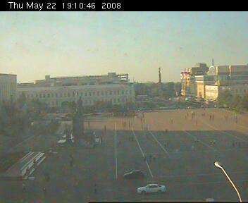 Stavropol webcam - Lenin Square photo 2
