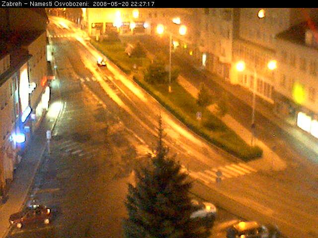 Zabreh - Osvobozeni square photo 5