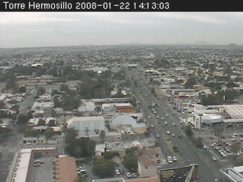 Hermosillo Tower webcam photo 3