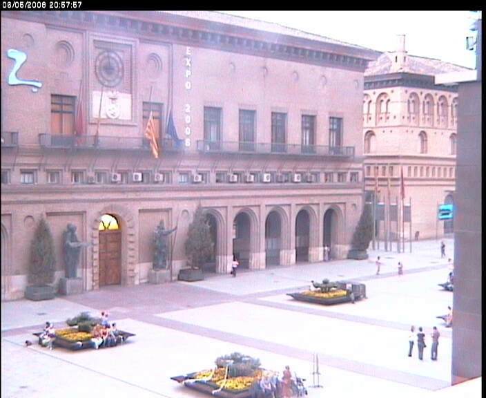 Pilar Square webcam photo 2