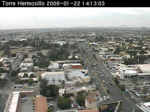 Hermosillo Tower webcam photo 1