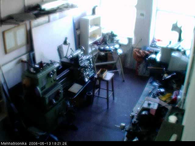 Mechatronic lab photo 1