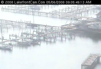 Lakefront webcam photo 1