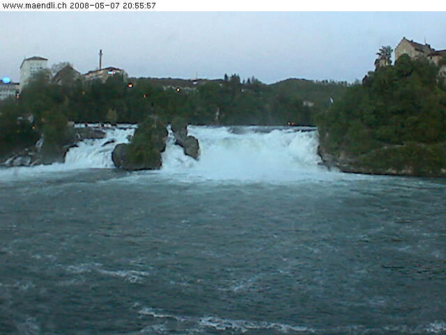 Live Webcam Rhine Falls photo 2