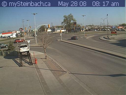 Steinbach city webcam photo 4