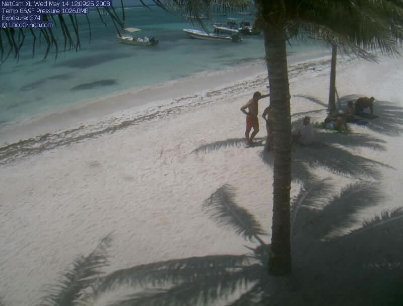 Akumal webcam photo 3