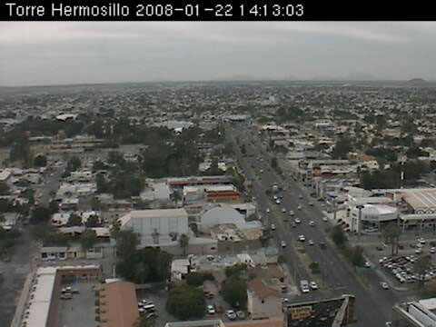 Hermosillo Tower webcam photo 2