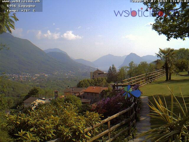 Webcam ticino Lugano photo 6