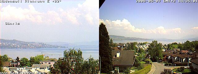 Webcam Lake Zurich photo 3