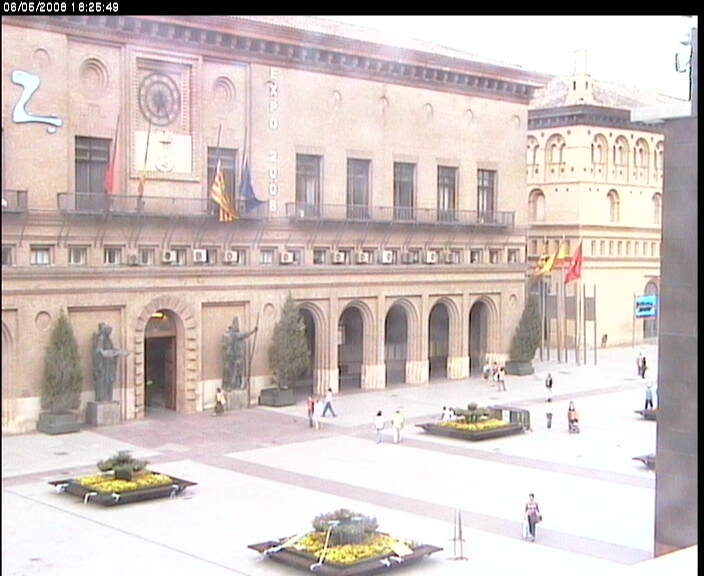 Pilar Square webcam photo 3
