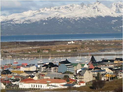 Ushuaia Webcam photo 3