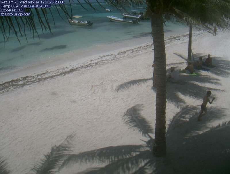 Akumal webcam photo 2