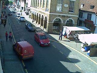 Ware High Street, Hertfordshire webcam photo 1