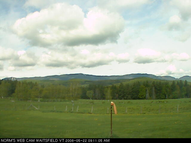 Norm's webcam - Waitsfield VT photo 3