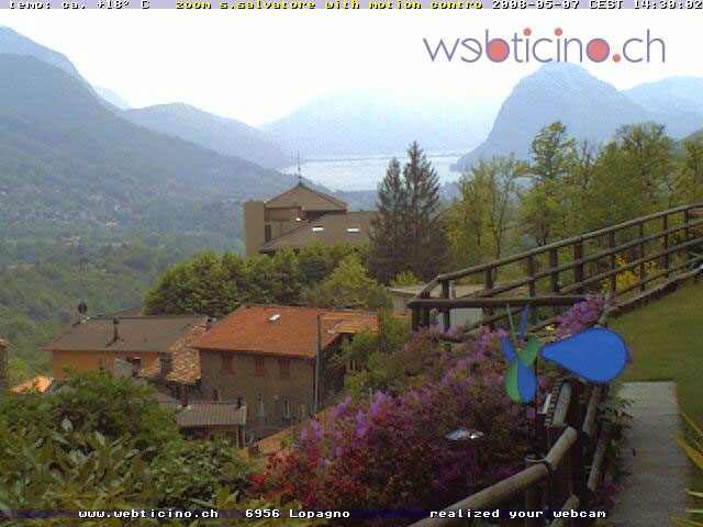 Webcam ticino Lugano photo 4