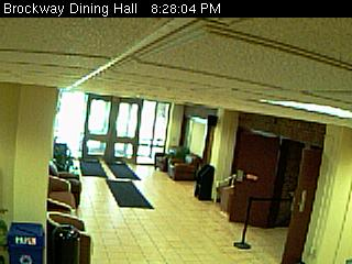 Brockway Dining Hall webcam photo 2