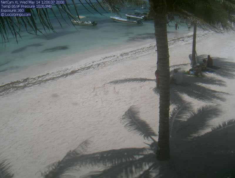 Akumal webcam photo 1