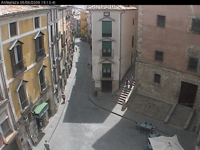 Anteplaza webcam photo 2
