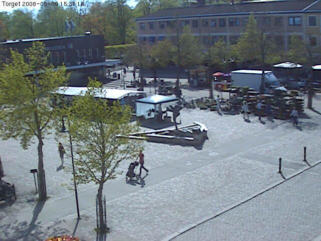 Plaza of Karlskoga municipality photo 2