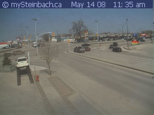 Steinbach city webcam photo 1