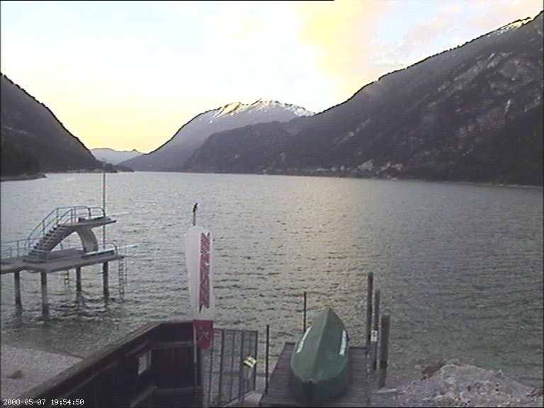 Webcam Achensee photo 2