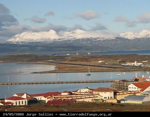 Ushuaia Webcam photo 4