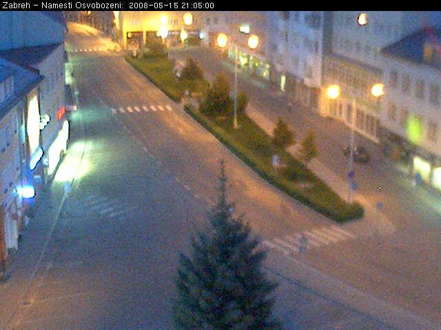 Zabreh - Osvobozeni square photo 3